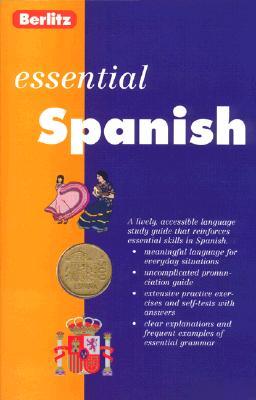 Image for Berlitz Essential Spanish (Berlitz Phrase Books)