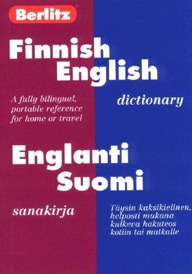 Image for Berlitz Finnish-English Dictionary/Englanti-Suomi Sanakirja (Berlitz Bilingual Dictionaries)