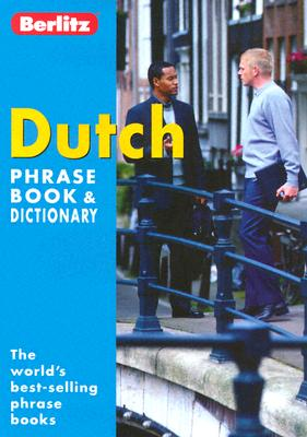 Image for Berlitz Dutch Phrase Book & Dictionary
