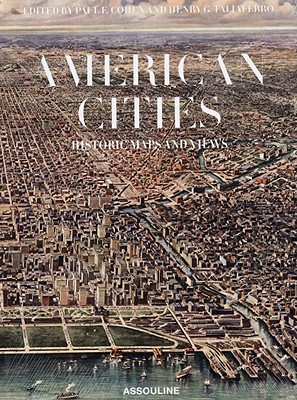 Image for American Cities: Historic Maps And Views