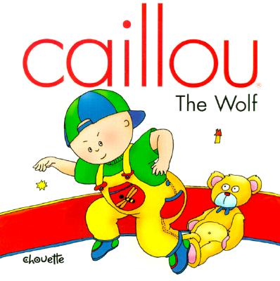 Image for Caillou The Wolf