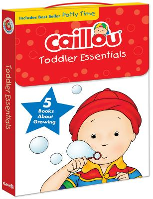 Image for Potty Time (Caillou)