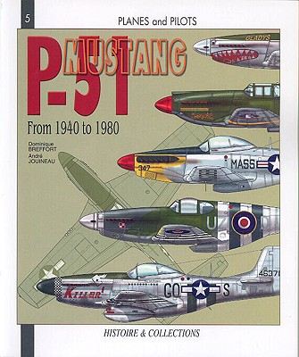 Image for P-51 Mustang: From 1940 to 1980 (Planes and Pilots)