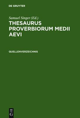 Quellenverzeichnis (German Edition)