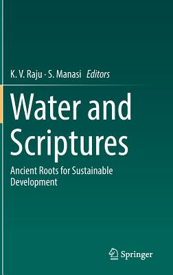 Image for Water and Scriptures: Ancient Roots for Sustainable Development