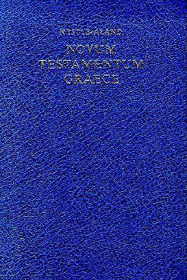 Image for Novum Testamentum Graece