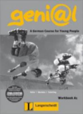 Image for Genial A1: A German Course for Young People (German Edition)