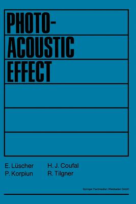Image for Photoacoustic Effect Principles and Applications: Proceedings of the First International Conference on the Photoacoustic Effect in Germany