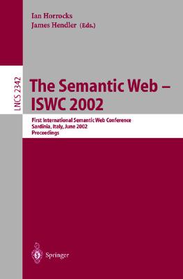 Image for The Semantic Web - ISWC 2002