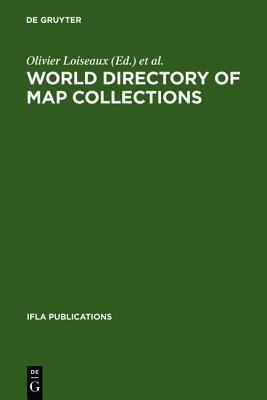 IFLA 92/93: World Directory of Map Collections (4th Edition) (IFLA Publications), IFLA