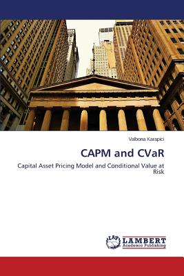 Image for CAPM and CVaR: Capital Asset Pricing Model and Conditional Value at Risk