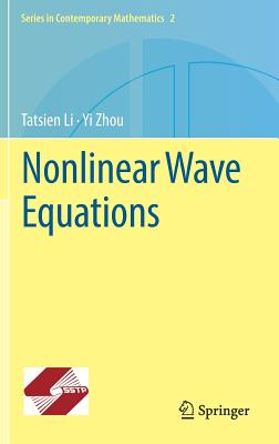 Image for Nonlinear Wave Equations (Series in Contemporary Mathematics)