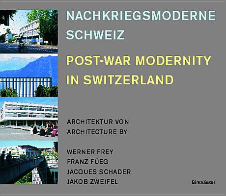 Image for Post-War Modernity in Switzerland