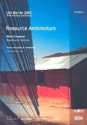 Image for Resource Architecture: Main Congress