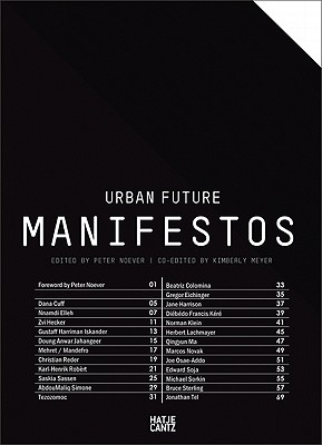 Image for Urban Future Manifestos