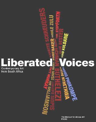 Image for LIBERATED VOICES : CONTEMPORARY ART FROM