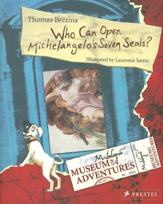 Image for Who Can Open Michelangelo's Seven Seals? (Museum of Adventures)