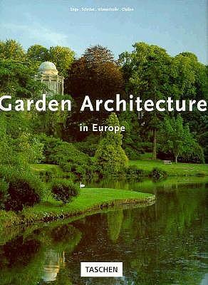 Garden Architecture in Europe, Engel, Barbara Alpern