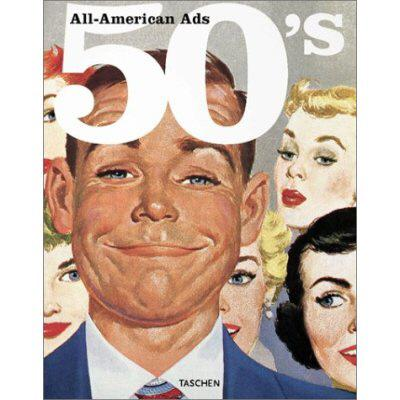 Image for All-American Ads of the 50s