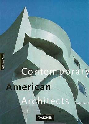 Image for CONTEMPORARY AMERICAN ARCHITECTS