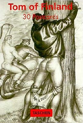 Image for TOM OF FINLAND POSTCARD BOOK 30 POSTCARDS