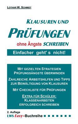 Image for Klausuren und Prüfungen ohne Ängste schreiben (German Edition)