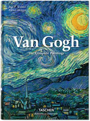 Image for Van Gogh. The Complete Paintings (Bibliotheca Universalis) (Multilingual Edition)