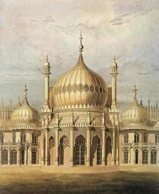 Image for The Imaginary Orient: Exotic Buildings of the 18th and 19th Centuries in Europe