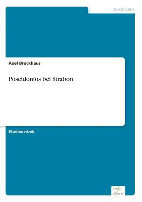 Image for Poseidonios Bei Strabon (German Edition)