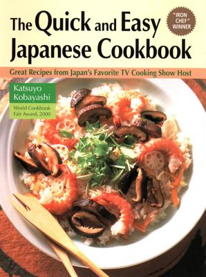Quick & Easy Japanese Cookbook, Kobayashi, Katsuyo