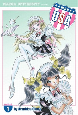 Image for Moe USA Volume 1: Maid In Japan