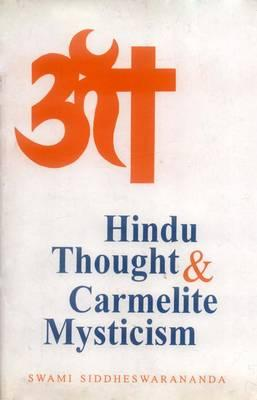 Image for Hindu Thought and Carmelite Mysticism