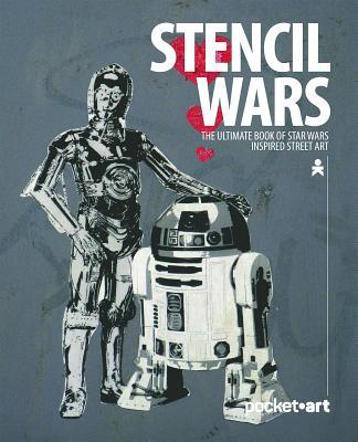 Image for STENCIL WARS - POCKETART : THE ULTIMATE