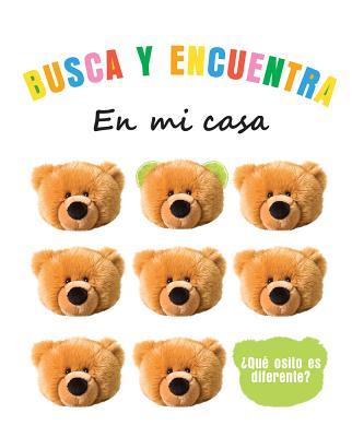 Busca y encuentra: en mi casa (Busca Y Encuentra/ Search and Find) (Spanish Edition), Priddy, Roger