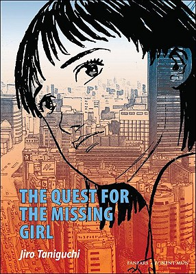 Image for The Quest For The Missing Girl