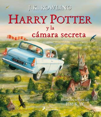 Harry Potter y la camara secreta Ilustrado (Spanish Edition), J. K. Rowling