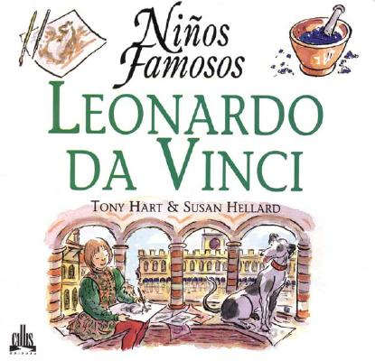 Leonardo da Vinci (Ninos famosos series), Hart, Tony
