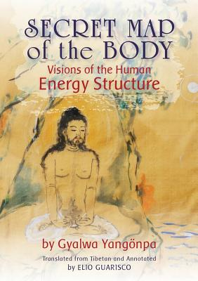 Image for Secret Map of the Body: Visions of the Human Energy Structure