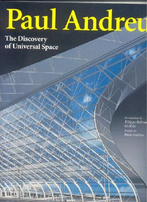 Image for Paul Andreu: The Discovery of Universal Space (Talenti)