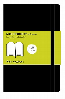 Image for Moleskine Plain Notebook Soft Cover XLarge