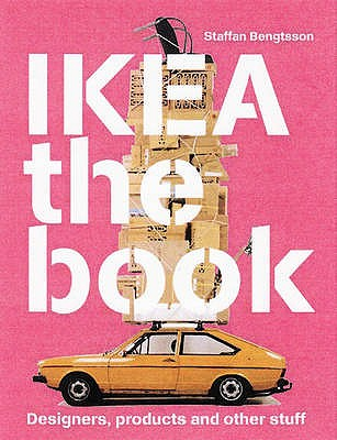 Image for Ikea the Book: Designers, Products and Other Stuff (Pink Cover)