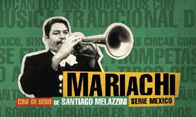 Image for Mariachi: Flip Book (Cine de Dedo)