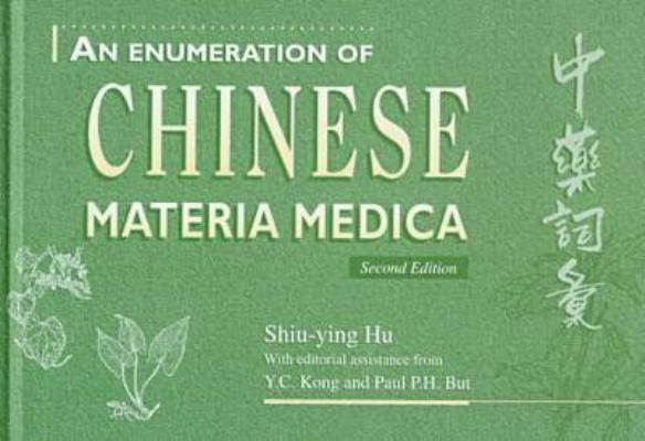 Image for An Enumeration of Chinese Materia Medica (Second Edition)