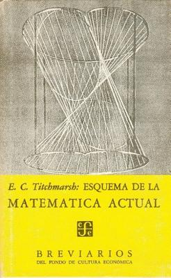 Image for Esquema de la Matematica Actual (Original title: Mathematics for the general reader)