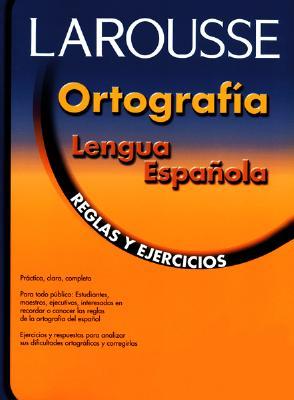 Image for Ortografia lengua espanola: Reglas y ejercicios (Spanish Edition)