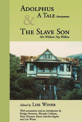 Image for Adolphus, a Tale (Anonymous) & the Slave Son (The Caribbean Heritage Series)