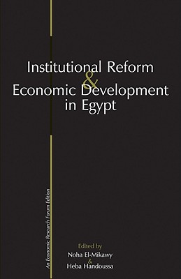 Image for Institutional Reform and Economic Development in Egypt