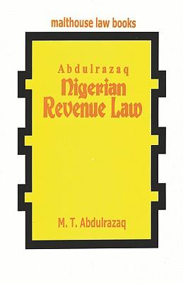 Image for Nigerian Revenue Law