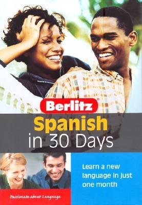Image for Spanish in 30 Days (Spanish Edition)