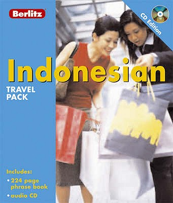 Image for Indonesian Berlitz CD Travel Pack